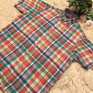 Vintage Men's RL Polo linen shirt